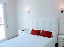 Hotel costa mar, hotel en Sanxenxo