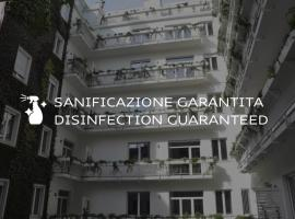 Fifty Eight Suite Milan, hotel near Galleria Vittorio Emanuele, Milan