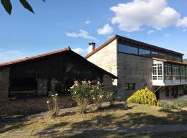 A Cal, hotel en Abeleda
