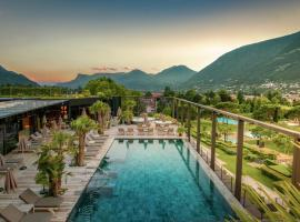 Hotel Therme Meran - Terme Merano, Hotel in Meran