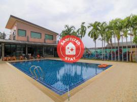 OYO 656 Wannee Pachok, hotel in Bang Sare