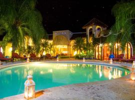 Moroccan-Style Paradise with Pool & Maid at Casa de Campo, hotel in La Romana