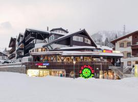 Bergheim Lodge, hotel in Sankt Anton am Arlberg