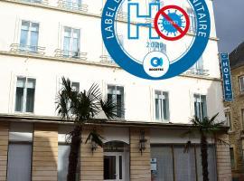 Hotel du Louvre, accessible hotel in Cherbourg en Cotentin