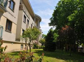 Apartament Orłowo morze i las