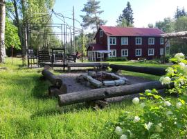 Soltorp Eco Lodge, hotel in Porvoo