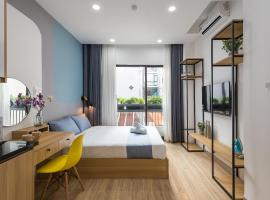 Cozrum Homes Ambera House, apartment in Ho Chi Minh City