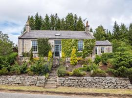 Quaint Holiday Home in Inverurie near Castle Fraser, hotel in Inverurie