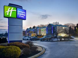 Holiday Inn Express & Suites Allentown-Dorney Park Area, family hotel in Allentown