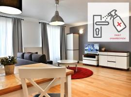 Top Spot Residence, aparthotel in Brussel