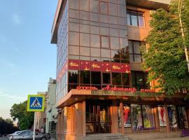 Отель «Альтаир», hotel near Gorgippiya Anapa Archeological Museum, Anapa
