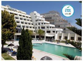 Hotel Atlantida Sol, hôtel à Figueira da Foz