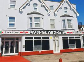 The Langtry Hotel, hotel in Clacton-on-Sea