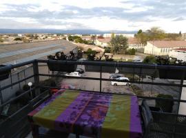 appartement avec balcon et belle vue
