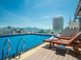 Misa Hotel & Apartment, accessible hotel in Da Nang