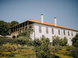 Hotel Rural Casa dos Viscondes da Varzea, hotel em Lamego