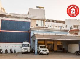 Capital O 69831 Hotel Mount Heera, hotel near Chennai International Airport - MAA, Chennai