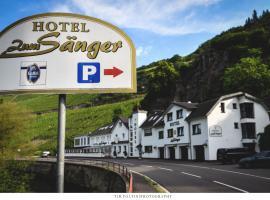 Land-gut-Hotel Hotel & Restaurant Zum Sänger, hotel in Bad Neuenahr-Ahrweiler