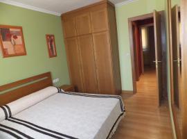 Apartamento Casa Azul, hotel en Monforte de Lemos