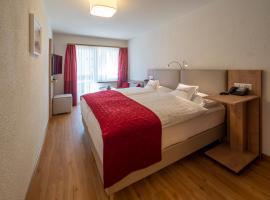 Hotel Sonne St. Moritz, hotel a Sankt Moritz