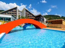 Spa Hotel Select - Halfboard, hotel in Velingrad