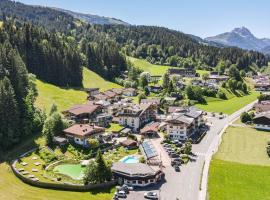 Hotel Elisabeth, 4 Sterne Superior, hotel v destinácii Kirchberg in Tirol