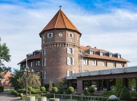 Burghotel Pass, hotel in Südlohn