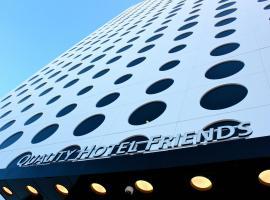 Quality Hotel Friends, hotel near Friends Arena, Solna