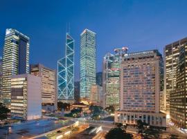 Mandarin Oriental Hong Kong, hotel a Hong Kong