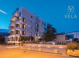 Hotel Vela, homestay in Budva