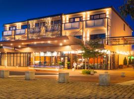 Porters Boutique Hotel, hotel in Havelock North