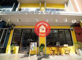 OYO 480 Lemon Siam Hostel, отель в Бангкоке, рядом находится Торговый центр MBK