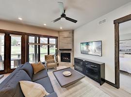 Residences at Blackstone Condo, Walk to Cabriolet! condo, apartment in Park City