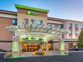 Comfort Inn & Suites Salt Lake City Airport, hotel in Salt Lake City