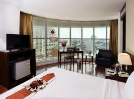 โรงแรมโกลเด้นคราวน์ แกรนด์ โรงแรมในหาดใหญ่