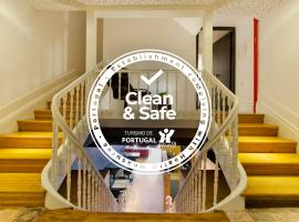Cale Guest House, boutique hotel in Porto