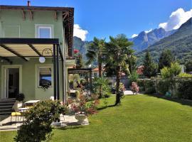 Residenza Laurum B&B, accessible hotel in Mandello del Lario