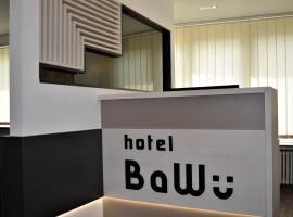 Hotel BaWü, hotel in Stuttgart