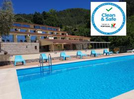 Hotel Lagoa Azul do Geres