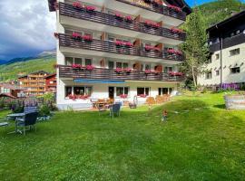 Hotel Bahnhof, hotel a Zermatt