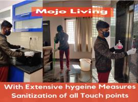 Mojo Living Serviced Apartment
