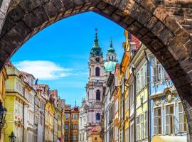 Charles Bridge Hostel & Apartments, hotel v Praze
