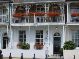 Hamiltons Boutique Hotel, hotel near Adventure Island, Southend-on-Sea