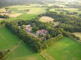 Landgoed Ehzerwold, accessible hotel in Almen