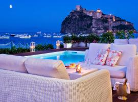 Miramare E Castello, hotel near Cartaromana Beach, Ischia