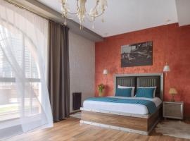 Mia Milano Hotel, hotel near Triumphal Arch of Moscow, Moscow