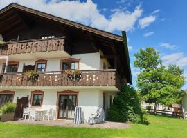 Ferienwohnung Hans, pet-friendly hotel in Wallgau
