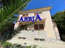 Villas Arbia - Magdalena, hotel in Rab