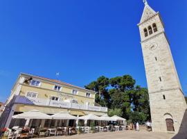 NIKA superior app 4st by the sea & park, hotel in Novigrad Istria