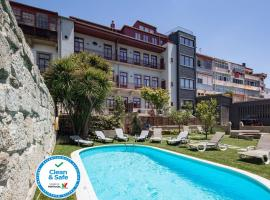 Aparthotel Oporto Alves da Veiga, self-catering accommodation in Porto